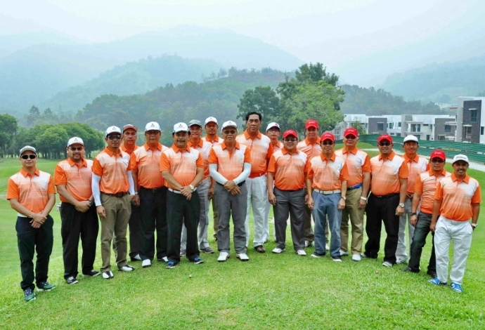 'Tiger Woods Malaysia' in Action