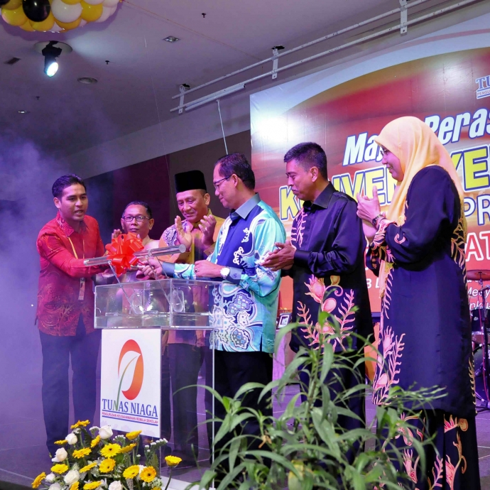 Perak Champions in National Convention PROTUNe 2015