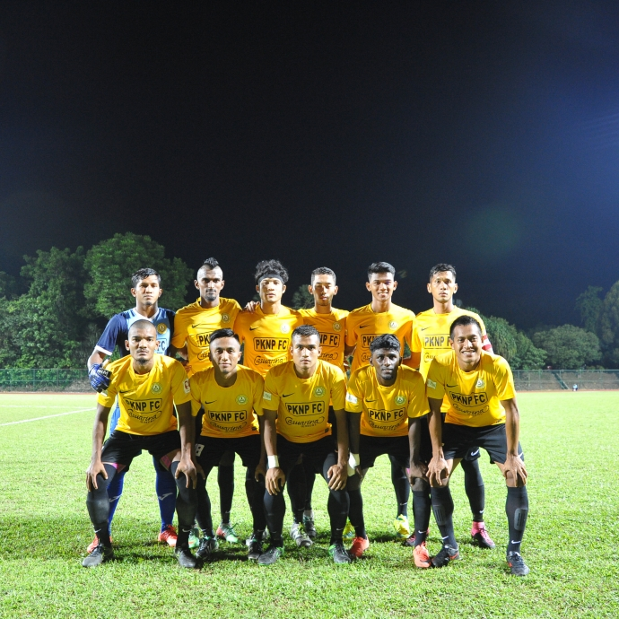 FAM Cup Second Semi Final Leg : PKNP FC Advanced to the Final, of the FAM Cup 2016